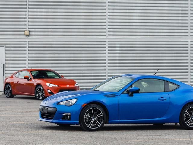 This is the Story Behind the Toyota GT86 and Subaru BRZ