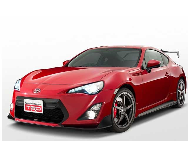 JDM Toyota GT 86 Gets Special TRD and Style Cb Editions, No Such Love For the Rest of the World