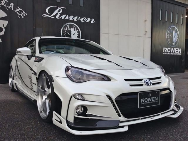 Toyota GT 86 Receives Wild Japanese Transformation