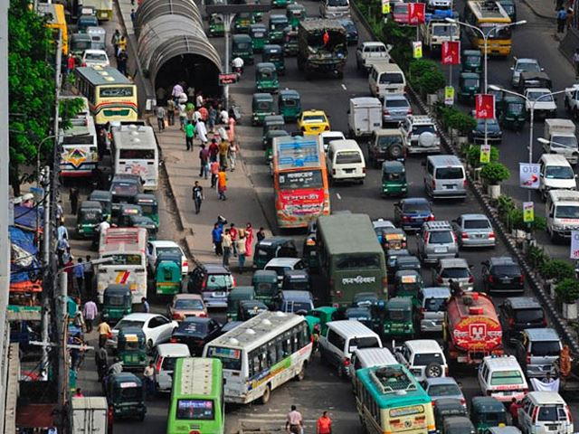 These Are the 10 Worst Cities in the World for Rush Hour Traffic