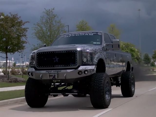 Looking to Customize Your Truck? Go See These Guys in Texas