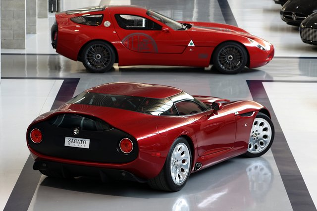 Zagato unveils new TZ3 Stradale with the heart of a Viper and the soul of an Alfa