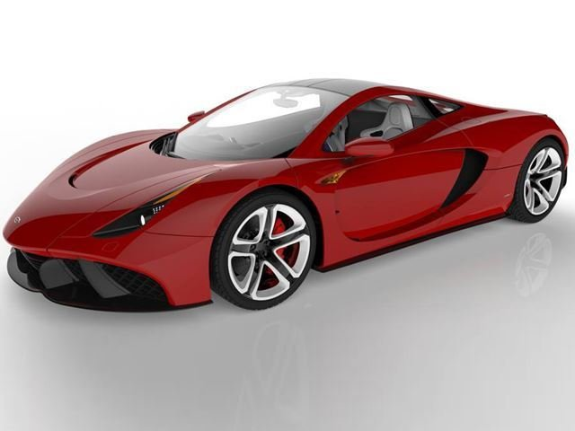 Ukraine Will Soon Have a Supercar; Russia May Want a Piece of the Action