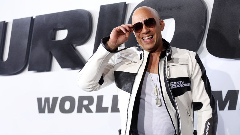Vin Diesel Reveals Dates for Fast and Furious 9 and 10