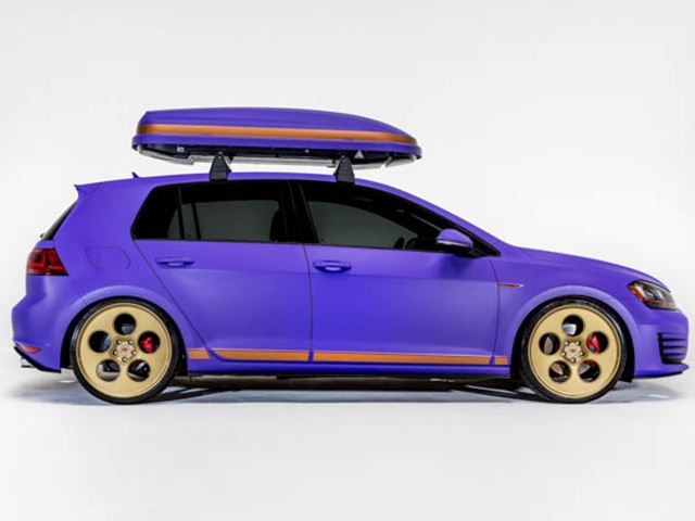 Volkswagen Shows Off 5 Custom Cars That Enthusiasts Should Love