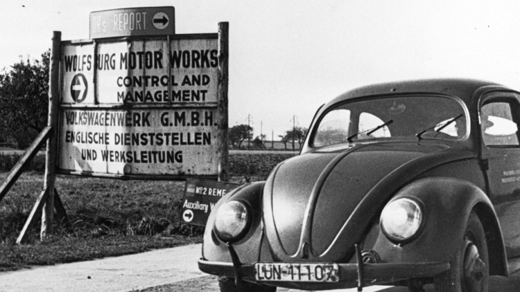 It's Been 70 Years Since VW Started Building the Beetle