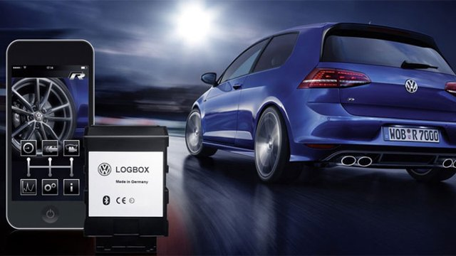 VW LogBox and Race App Performance Data Logger for R Models