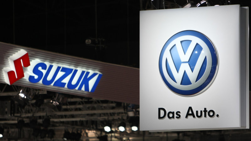 Suzuki and VW Finalize Their Divorce