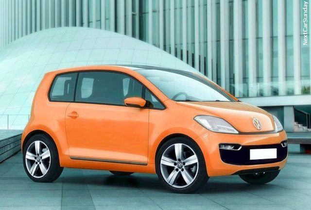 Volkswagen Building Small Car For India On Up Series