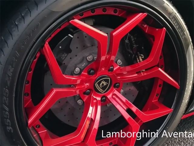 Here's Three Minutes Of Nothing But Beautiful Wheels From Supercars And Exotics