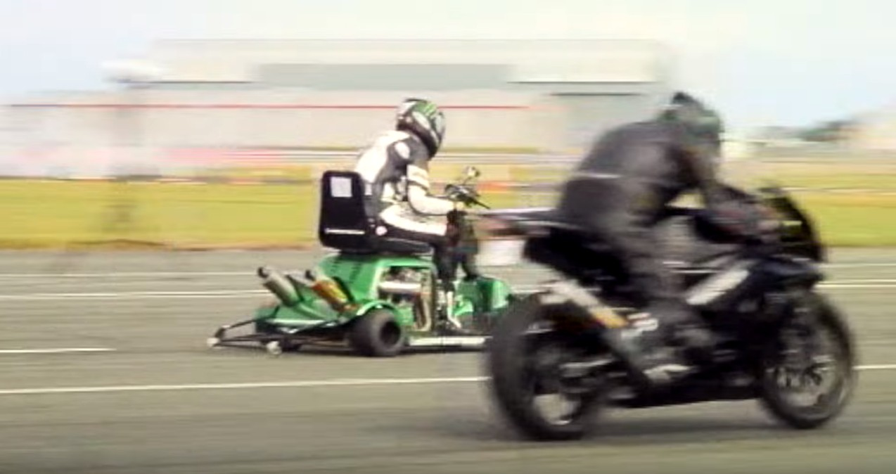 World's Fastest Mobility Scooter Hits Record 173 km/h