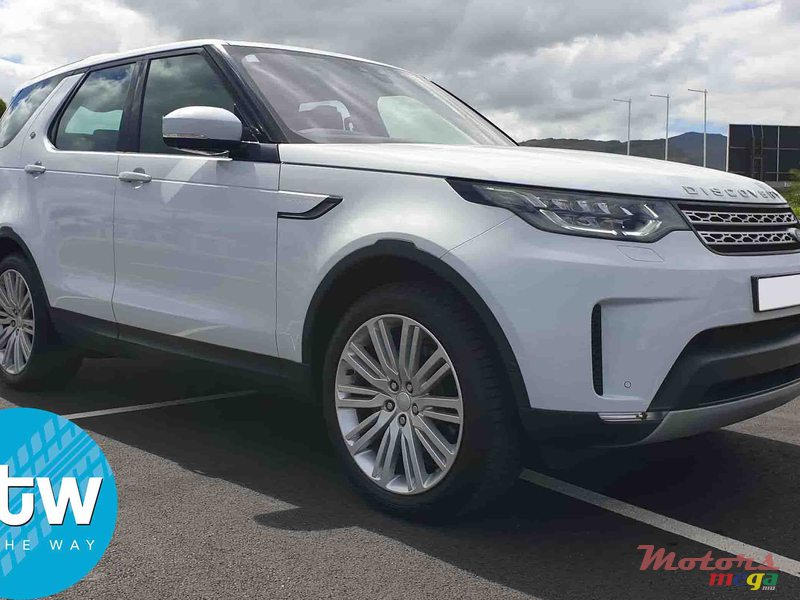 2017 Land Rover Discovery in Moka, Mauritius