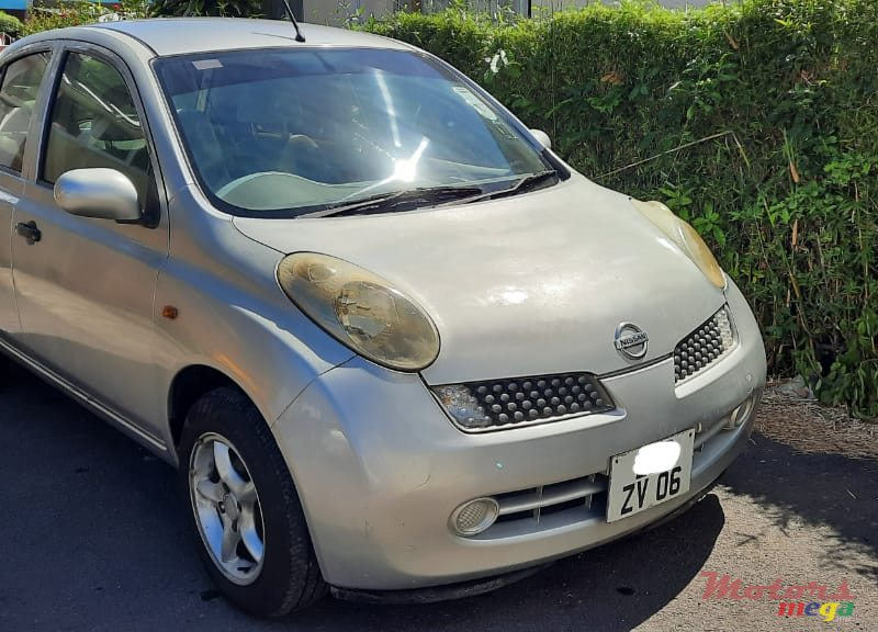 2006 Nissan March Automatic in Vacoas-Phoenix, Mauritius