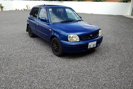 1997' Nissan March AK11 Manual 1.0L JAPAN