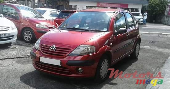 2005' Citroen C3 for sale - 145,000 Rs. Nishal, Vacoas ...
