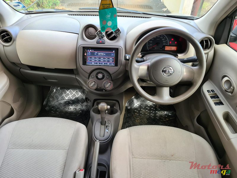2010 Nissan March Automatic in Vacoas-Phoenix, Mauritius - 6