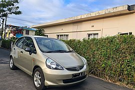 2007' Honda Jazz japon