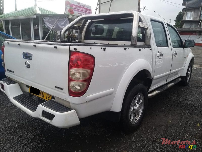 2012 GWM Steed Steed 5 in Quartier Militaire, Mauritius - 7