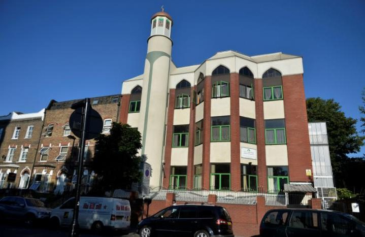 A general view of the Finsbury Park mosque in North London, Britain June 19, 2017
