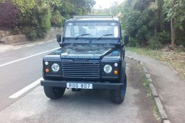 1990' Land Rover Defender 110