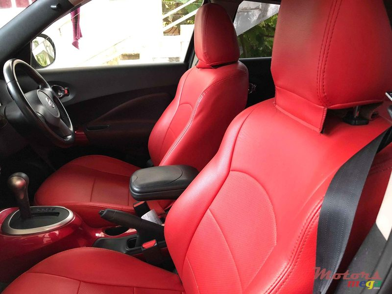 Amazing 2012 Nissan Juke Red Leather Seat For Sale 525 000 Rs Inzonedesignstudio Interior Chair Design Inzonedesignstudiocom