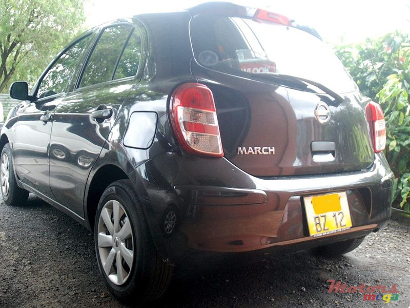 2012 Nissan March AK 13 Automatic in Quartier Militaire, Mauritius