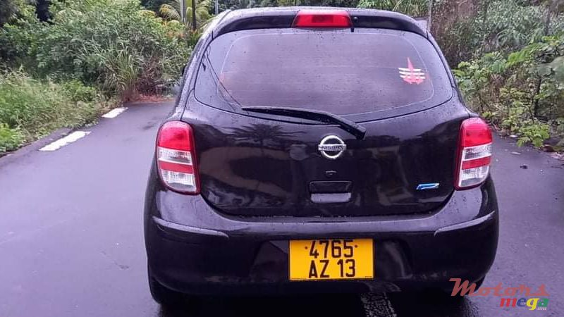 2013 Nissan March in Flacq - Belle Mare, Mauritius