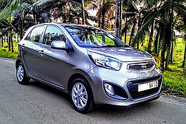 2013' Kia Picanto Full Executive