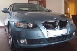 2009' BMW 3 Series Coupe Highline sport