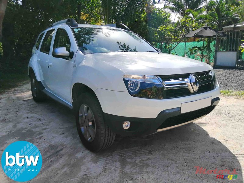 2016 Renault Duster in Moka, Mauritius