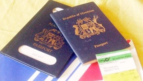 Passport No Need In Signatures From Two Guarantor
