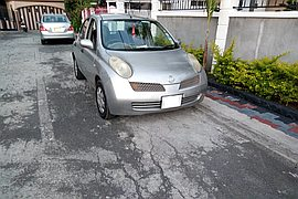 2005' Nissan March