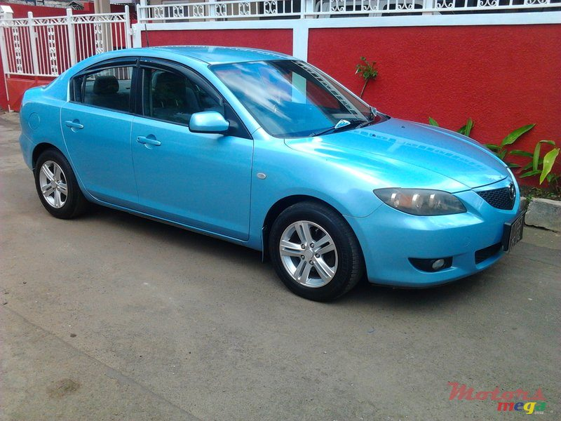 2004 39 mazda 3 for sale 315 000 rs rose hill quatres for South motors mazda service