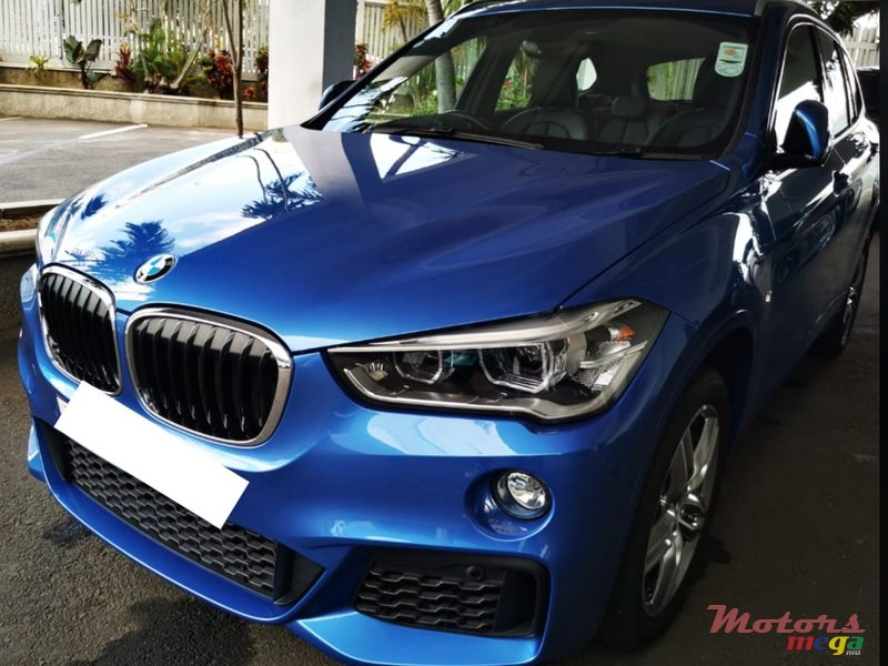 2019 BMW X1 1.5 S Drive 18i  M Sport Pack in Grand Baie, Mauritius