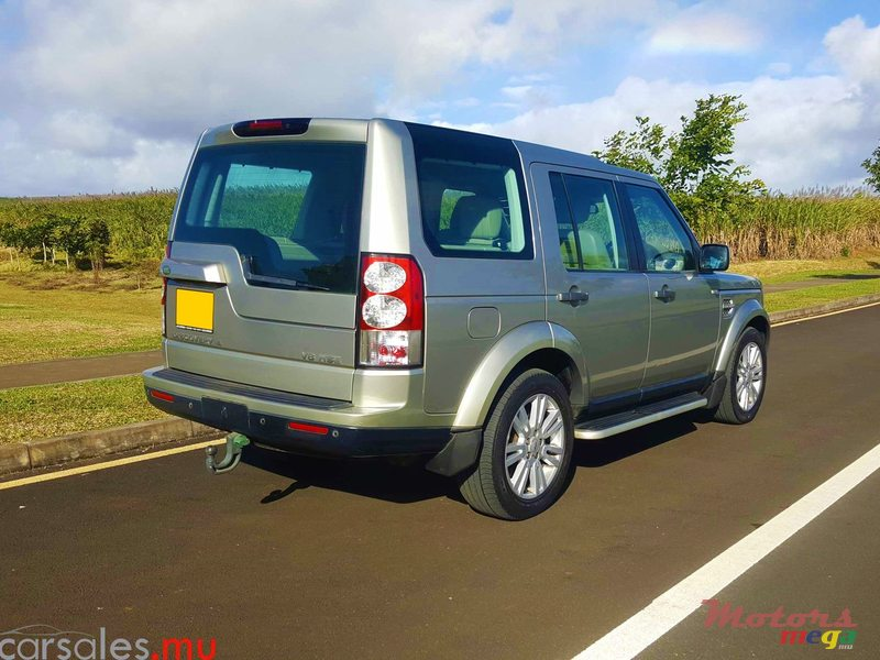 2010 Land Rover Discovery 4 V8 HSE in Moka, Mauritius - 3