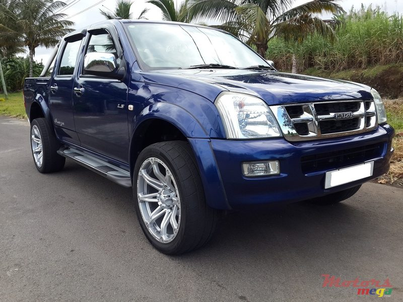 2006 Isuzu D Max Ls 4x4 For Sale 415 000 Rs Rose