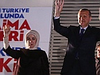 Turkey's Prime Minister Erdogan Declares Victory after Local Elections