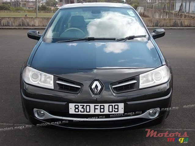 2009 39 renault megane berline for sale 340 000 rs vacoas phoenix mauritius. Black Bedroom Furniture Sets. Home Design Ideas