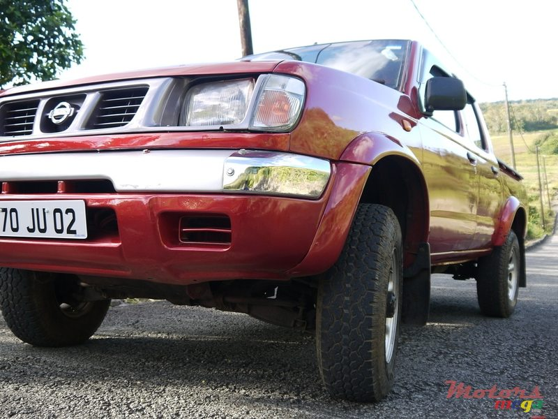 2002 Nissan Frontier in Flacq - Belle Mare, Mauritius