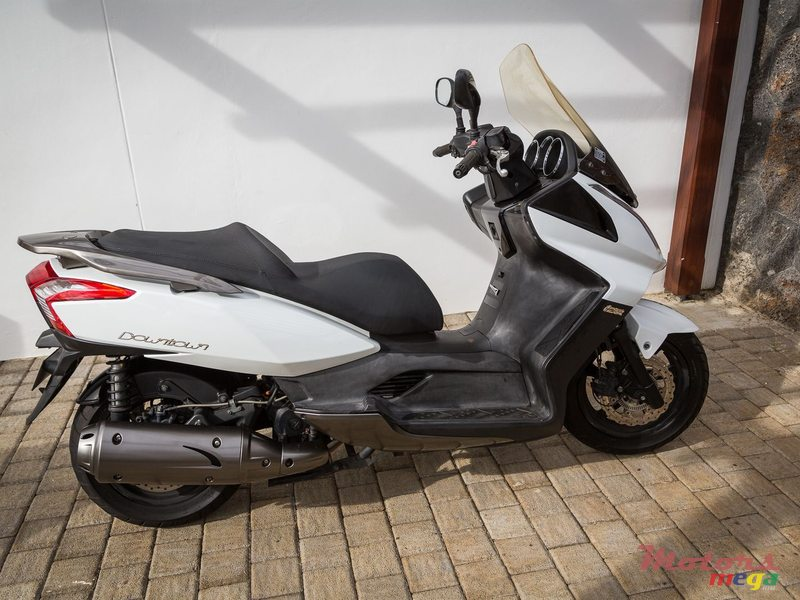 2013 Kymco Downtown 125 in Grand Baie, Mauritius