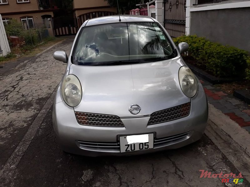 2005 Nissan March Ak12 in Port Louis, Mauritius