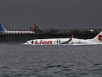 All Safe as Lion Air Plane Misses Bali Runway, Lands in Sea