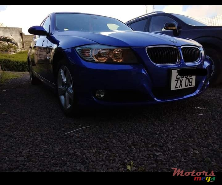 2009 BMW 3 Series Coupe Auto in Curepipe, Mauritius