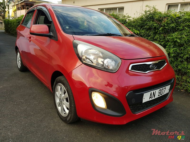 2011 Kia Picanto For Sale 230 000 Rs Kish Vacoas