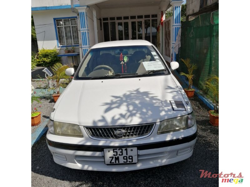 1999 Nissan Sunny in Flacq - Belle Mare, Mauritius