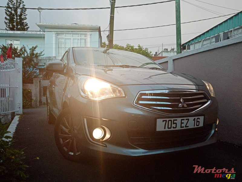 2016 Mitsubishi Attrage /Exchange can be done in Curepipe, Mauritius