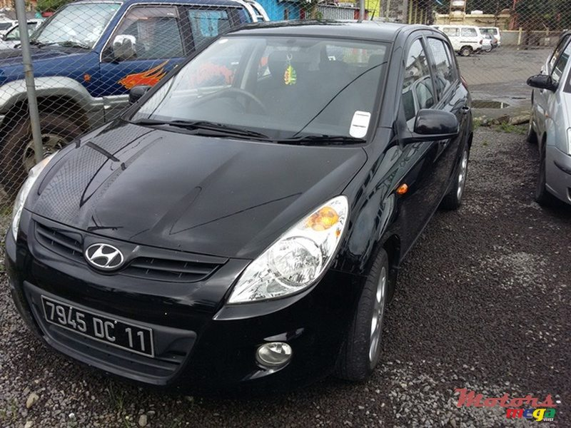 2011 Hyundai I20 For Sale 325 000 Rs Quartier