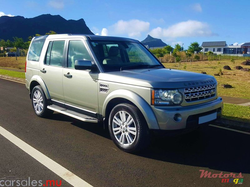 2010 Land Rover Discovery 4 V8 HSE in Moka, Mauritius - 2