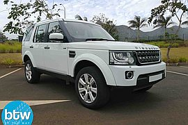2014' Land Rover Discovery