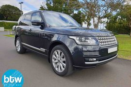 2014' Land Rover Range Rover Vogue